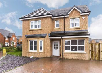 Thumbnail 5 bed detached house for sale in Monroe Avenue, Lindsayfield, East Kilbride