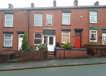 Thumbnail 3 bed terraced house to rent in Roundthorn Road, Oldham, Lancashire