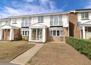 Thumbnail 3 bed end terrace house for sale in Bernhard Gardens, Polegate, East Sussex