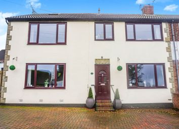 Thumbnail 5 bed end terrace house for sale in Calder View, Crigglestone