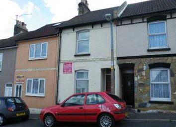 Thumbnail 2 bed terraced house to rent in Sydney Road, Chatham
