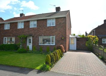 Thumbnail 3 bed semi-detached house for sale in Lansdowne Road, Brimington, Chesterfield