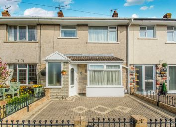 Thumbnail 3 bed terraced house for sale in Pontrilas Close, The Drope, Cardiff