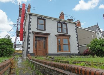 Thumbnail 3 bed detached house for sale in Llwyn Crwn Road, Llansamlet, Swansea, West Glamorgan