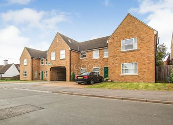Thumbnail 2 bed flat for sale in Brook Street, Soham, Ely