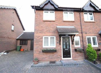 Thumbnail 3 bed semi-detached house to rent in Irvine Place, Wickford, Essex