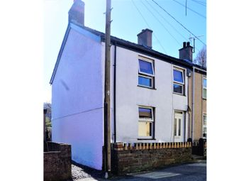 Thumbnail 2 bed end terrace house for sale in Water Street, Llanberis