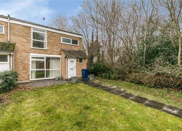 Thumbnail 3 bed end terrace house for sale in Fisher Rowe Close, Bramley, Guildford