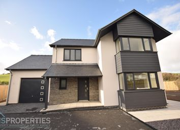 Thumbnail 4 bedroom detached house for sale in Cefn Ceiro, Llandre