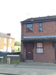Thumbnail 2 bedroom semi-detached house to rent in Sausthorpe Street, Lincoln