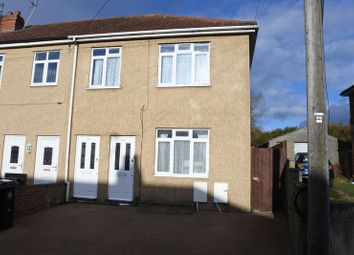 Thumbnail 2 bed flat to rent in Hillside Road, St. George, Bristol