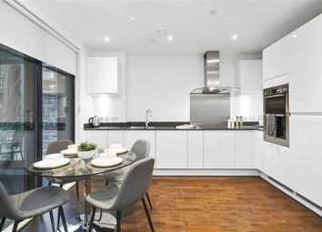Thumbnail 3 bed flat to rent in Larkwood Avenue, Greenwich, London