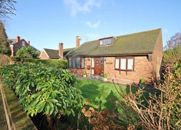 Thumbnail 2 bed bungalow to rent in Chester Road, Stockton Heath, Warrington