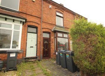 Thumbnail 2 bed terraced house for sale in Kings Road, Kings Heath