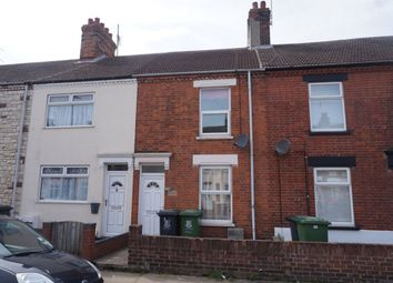 Thumbnail 3 bed terraced house to rent in Arundel Road, Great Yarmouth