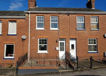 Thumbnail 2 bed terraced house for sale in Woodmead Road, Axminster