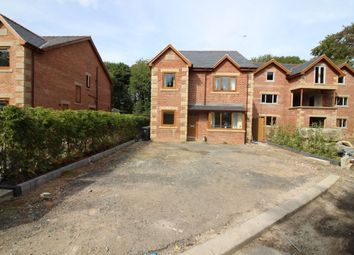 Thumbnail 5 bed detached house for sale in Manor Gardens, Bury