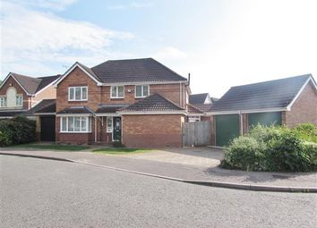 Thumbnail 4 bedroom detached house for sale in Belgrave Close, Off Tuddenham Road, Ipswich