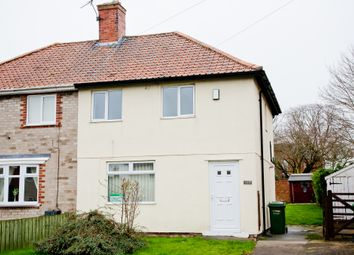 Thumbnail 2 bedroom semi-detached house to rent in Cotswold Crescent, Billingham, Stockton On Tees