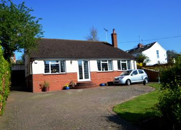 Thumbnail 4 bed bungalow for sale in Longmeadow Road, Lympstone, Exmouth