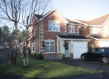 Thumbnail 3 bed detached house for sale in Mulberry Way, Armthorpe, Doncaster