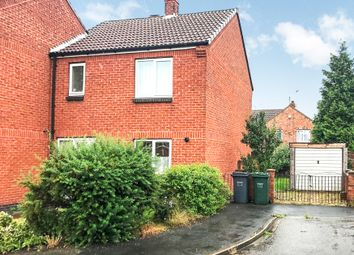 Thumbnail 3 bedroom end terrace house for sale in Flaxley Court, Selby