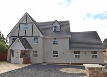 Thumbnail 5 bed detached house for sale in Hooton Road, Hooton, Ellesmere Port