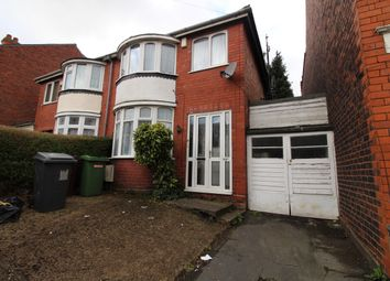 Thumbnail 3 bedroom semi-detached house to rent in Fowler Street, Blakenhall, Wolverhampton