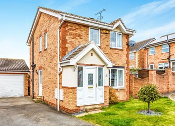 Thumbnail 3 bed detached house for sale in Conrad Drive, Maltby, Rotherham
