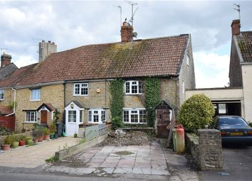 Thumbnail 2 bed end terrace house for sale in The Green, Stoford, Yeovil, Somerset
