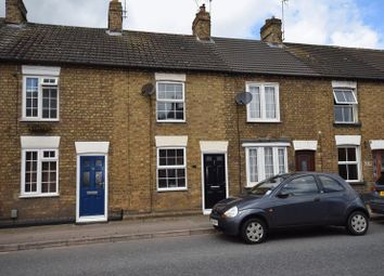 Thumbnail 1 bedroom terraced house to rent in Dunstable Road, Toddington, Dunstable