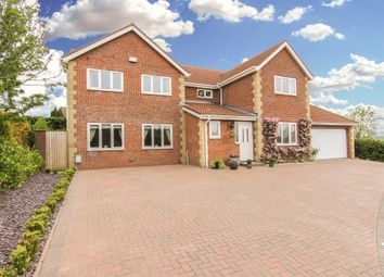 Thumbnail 5 bed detached house for sale in Heol Hir, Thornhill, Cardiff