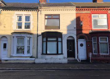 Thumbnail 4 bed terraced house to rent in Euston Street, Walton, Liverpool
