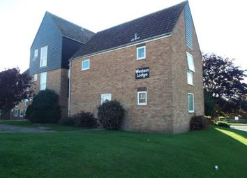 Thumbnail 1 bed flat for sale in Western Lodge, Cokeham Road, Sompting, Lancing