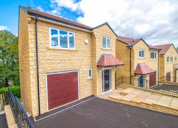 Thumbnail 4 bed detached house to rent in Plantation Fold, Oakworth, Bradford