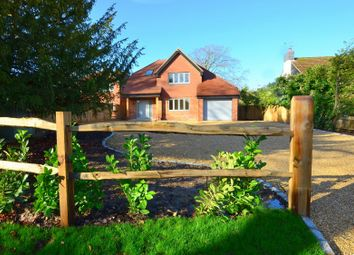 Thumbnail 5 bed detached house for sale in Forest Road, East Horsley