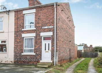 Thumbnail 2 bed terraced house to rent in Northgate, South Hiendley, Barnsley