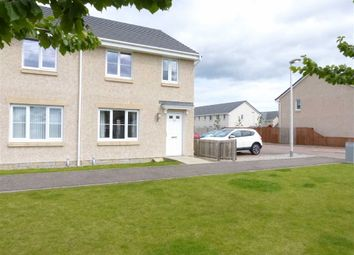 Thumbnail 3 bed terraced house for sale in Orchard Way, Inchture, Perthshire