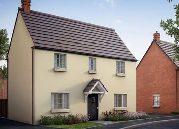 "Thumbnail 3 bed detached house for sale in ""The Caldecote"" at Former Sawmills, Northampton Road, Brackley"