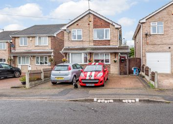 Thumbnail 4 bed detached house for sale in Brunel Avenue, Nottingham, Nottinghamshire