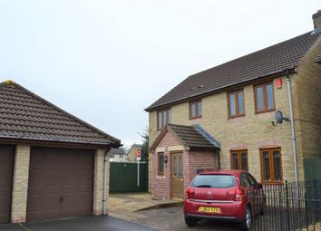 Thumbnail 4 bed detached house for sale in Home Farm Court, St Georges, Weston-Super-Mare