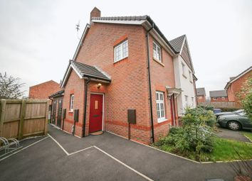 Thumbnail 2 bed flat for sale in Thomas Street, Newtown, Wigan