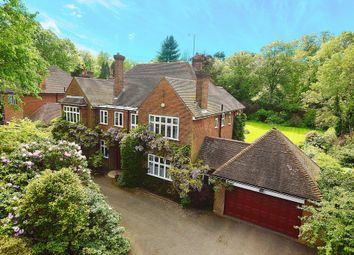Thumbnail 5 bed detached house for sale in Farquhar Road, Edgbaston, Birmingham