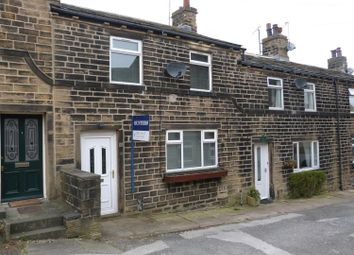 Thumbnail 2 bed terraced house for sale in Moss Row, Wilsden, Bradford