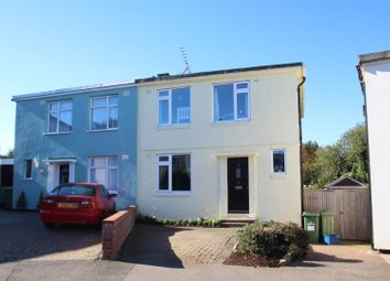 Thumbnail 3 bed semi-detached house for sale in Kingston Avenue, Stony Stratford, Milton Keynes