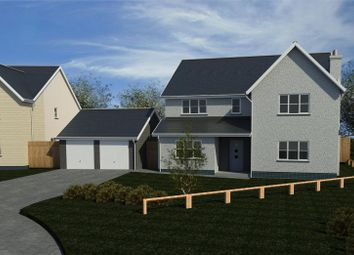 Thumbnail 4 bedroom detached house for sale in Merewood Close, Prixford, Barnstaple