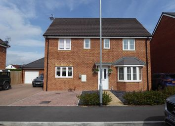 Thumbnail 4 bedroom detached house for sale in Poppy Fields, Upper Stratton, Swindon