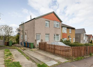 Thumbnail 2 bed flat for sale in Croftside Avenue, Glasgow