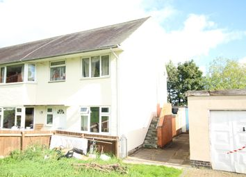 Thumbnail 1 bed flat for sale in Bird Hill Road, Woodhouse Eaves, Loughborough
