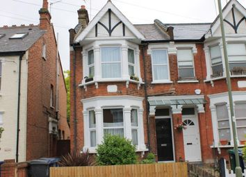 Thumbnail 3 bed maisonette to rent in Macdonald Road, London